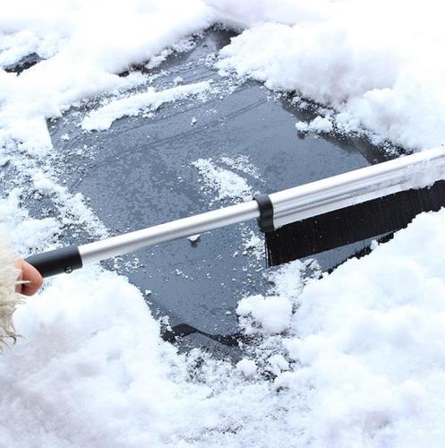 除雪神器铲除冰雪车用汽车手套冰雪清扫雪刷除冰霜大号清除刮雪器