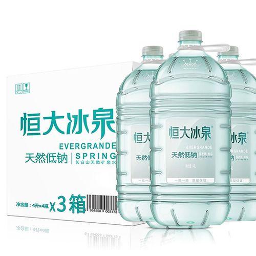 真正的矿泉水有哪些牌子 真正的天然矿泉水有哪些品牌