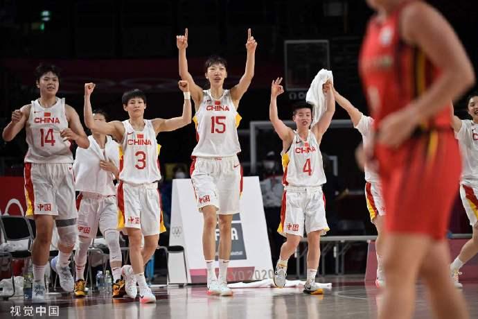 中国篮球能上奥运会吗