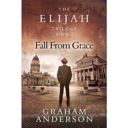 【预订】the elijah trilogy book two: fall from grace