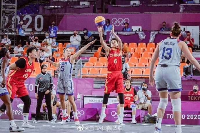 奥运中国篮球比赛