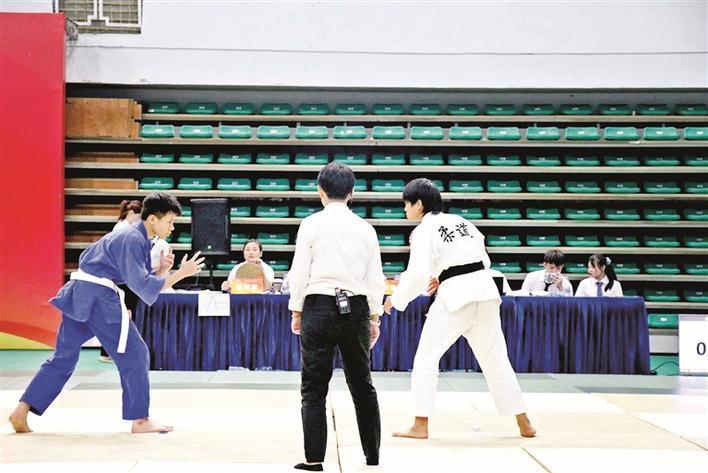 龙华柔道小将勇夺六枚市运会奖牌|柔道|深圳市_新浪