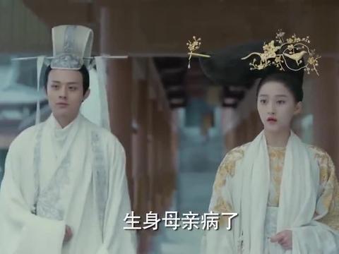 凤囚凰05:太后为了荣华富贵女儿,多年后,女儿出现
