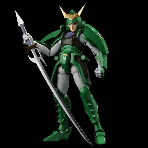 超弹可动魔神坛斗士铠传光辉神伊达征士模型