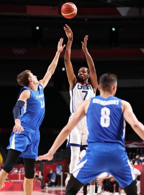 篮球奥运会得分榜