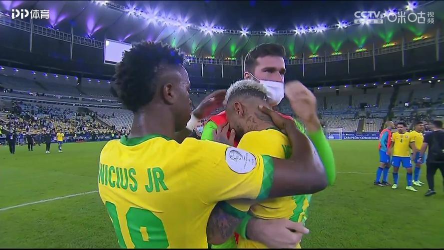 内马尔赛后哭了##2021美洲杯##阿根廷vs巴西##看美洲