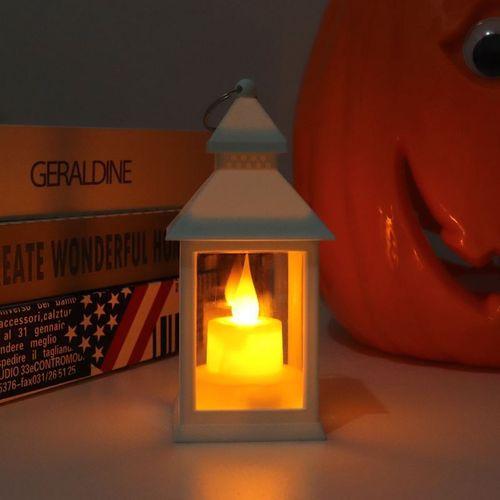 剧本气氛道具装修恐怖电蜡烛花烛长明灯一对家用