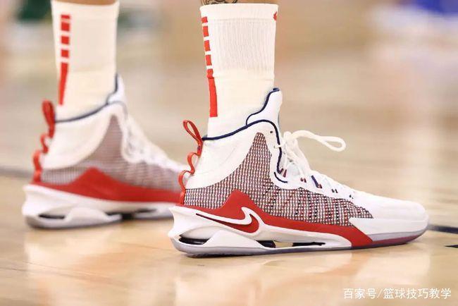 2012年奥运会篮球鞋
