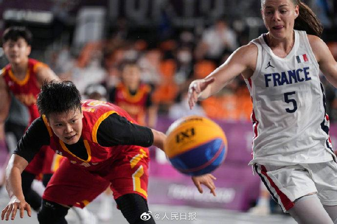 奥运会篮球暂停