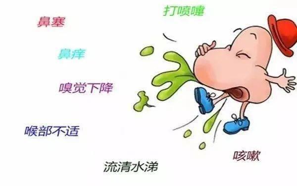 过敏性鼻炎连续打喷嚏吸痰有血