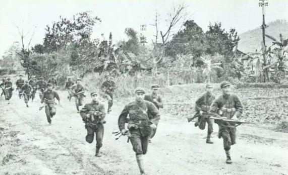 柑塘之战解放军出动35000人8天攻克柑塘越南一夜回到解放前