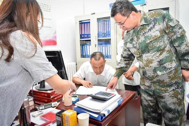 晋城市应急管理局局长郭明太四不两直深入陵川阳城督导防汛工作