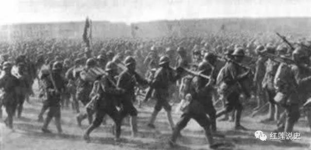 司徒雷登以美国装备的国民党邱清泉兵团为参照标准,这个兵团有五个军